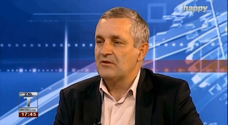 Миодраг Линта у емисији Телемастер на ТВ Хепи поводом отимања имовине српских предузећа