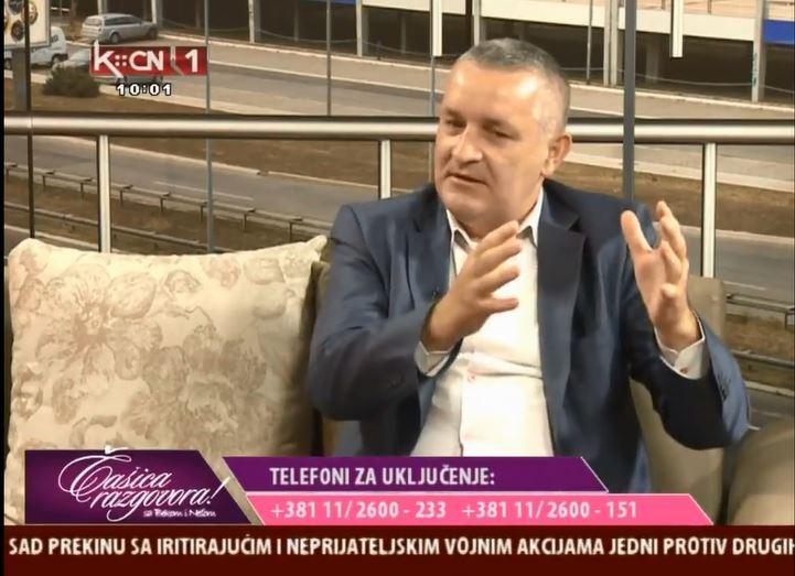 Миодраг Линтa на ТВ Коперникус на тему положаја Срба у Федерацији БиХ