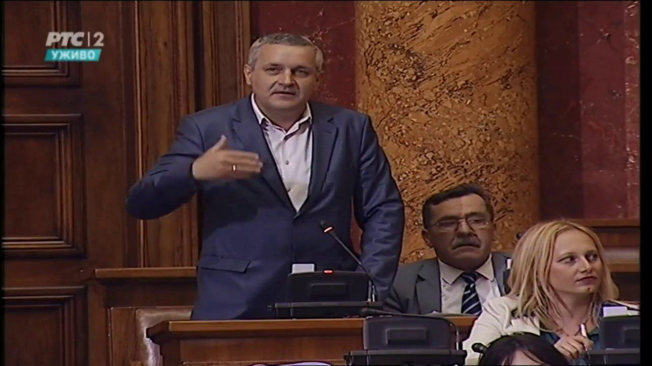 Линта у Скупштини о потреби рјешавања стамбеног питања под повољним условима за снаге безбедности