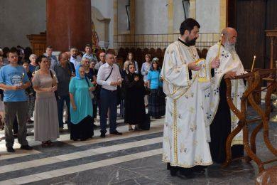 У цркви Светог Марка у Београду служен парастос за страдале Србе на Миљевачкoм платоу 1992. године