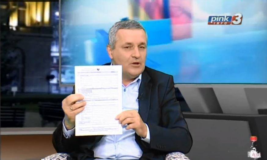Миодраг Линта и проф. др. Ненад Кецмановић у емисији Правац на ТВ Пинк о ситуацији у БиХ