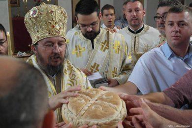 Освећењем храма Светих апостола Петра и Павла обиљежен Петровдан у Доњем Жировцу