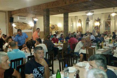 Одржано друго вече Голубићана у Београду