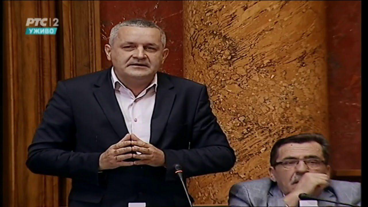 Линтa у Скупштини тражио да српски пензионери из Хрватске буду ослобођени плаћања партиципације