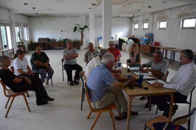 Народни посланик Миодраг Линта други пут посјетио избјегличке породице у Колективном центру Варна, код Шапца