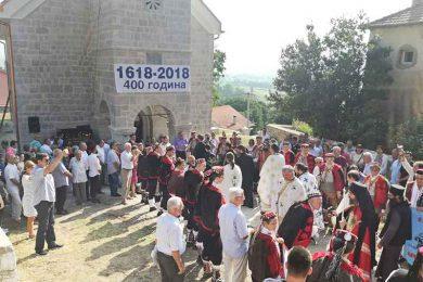 Четири века храма Светог Николе у Врлици
