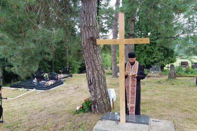 Служен парастос жртвама Олује у Селишту поред Глине