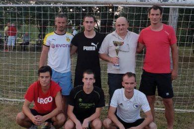 У Славском пољу код Вргинмоста одржан традиционални турнир у малом фудбалу