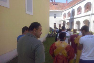 Прослављена Велика Госпојина у Ријеци