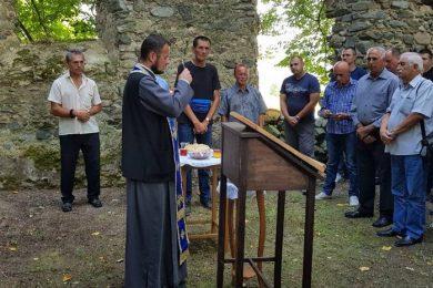 Прослављена Велика Госпојина у селима Мацуте и Ћералије у западној Славонији