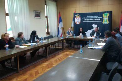 Одржан састанак у Скупштини општине Оџаци у вези откупа избјегличких станова