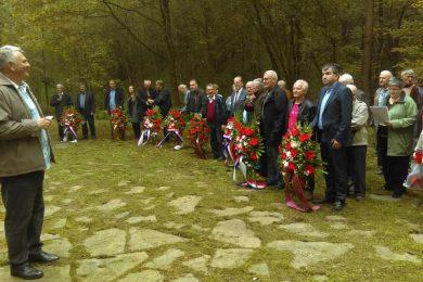 Oдржана комеморација за 243 убијена српска цивила у селу Кукуњевац у западној Славонији
