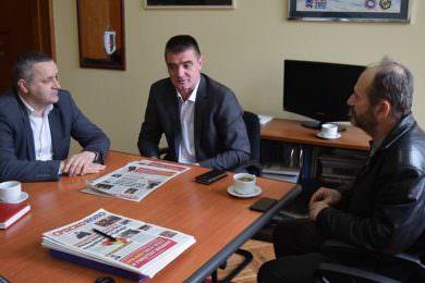 Одржан састанак код Предрага Перуничића у Министарству спорта и омладине