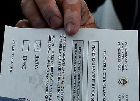 F - Ponistavanje rezultata referenduma