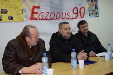 Одржана трибина за избјеглa и прогнана лица у Мјесној заједници Сремчица