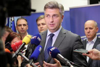 Линта: Нетачна изјава Пленковића да Срби уживају сва права у Хрватској
