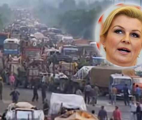 čestitku hrvatske predsjednice