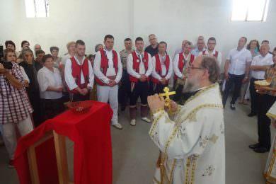 Сремскомитровачко градско насеље Мала Босна обиљежилo Храмовну славу Свете Сирмијумскe Мученике