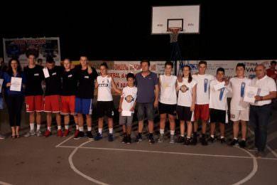 У Дрвару одржан 5. Streetball – турнир у уличној кошарци