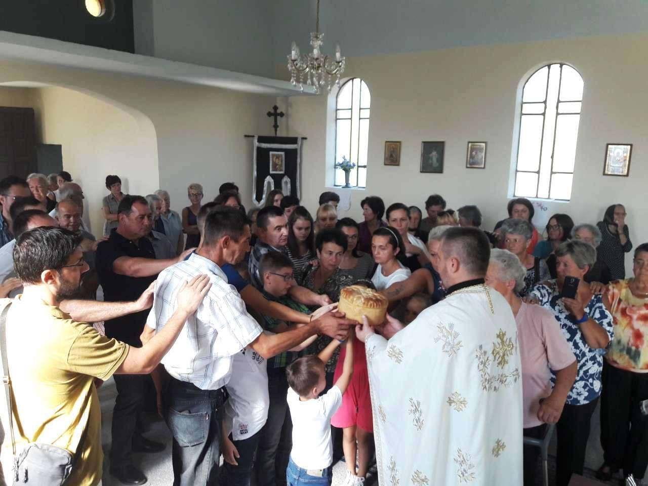 Преображење у селу Рајић