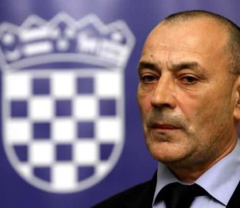 хрватског министра бранитеља