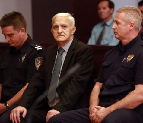 осуђујућа пресуда капетану Драгану