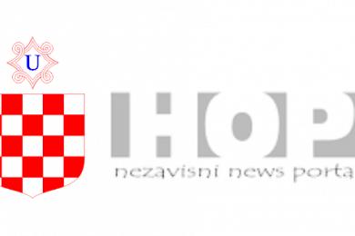 Усташки портал Хрватски ослободилачки покрет шири жестоку мржњу према Србима а посебно према Миодрагу Линти кога назива главним српским терористом и српским Бин Ладеном