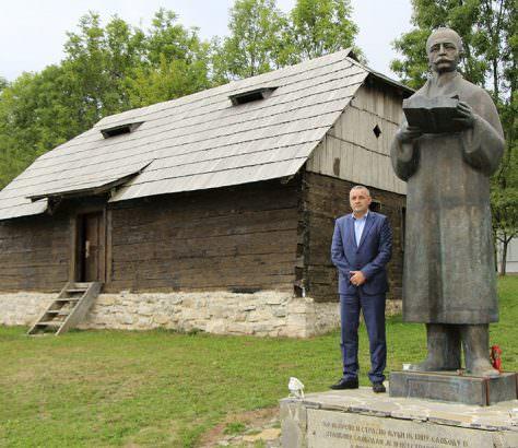 родну кућу великана Петра Кочића