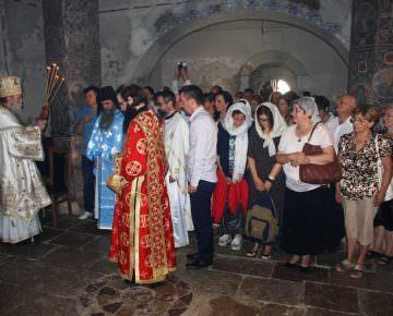 у Манастиру Ораховица