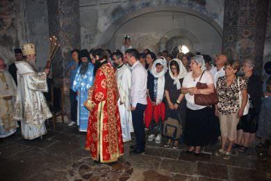 У манастиру Ораховица у западној Славонији прослављено Преображење Господње