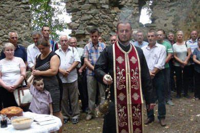 Прослављена Велика Госпојина у селу Мацуте (општина Воћин)