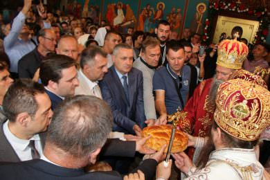 Линта: Устоличење епископа Сергија улива велику наду за Србе Босанске Крајине