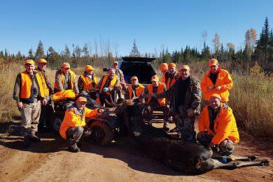 Нaшим ловцима у Канади лос не може побјећи