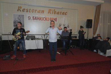 Одржано девето банијско вече у Новом Саду