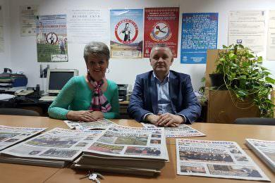 Народни посланик Миодраг Линта примио на састанак замјеницу начелника општине Ловинац Бранку Веселиновић