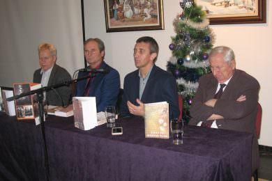 Промовисани романи о страдању Срба у Великом рату аутора пуковника Милорада Јевтића