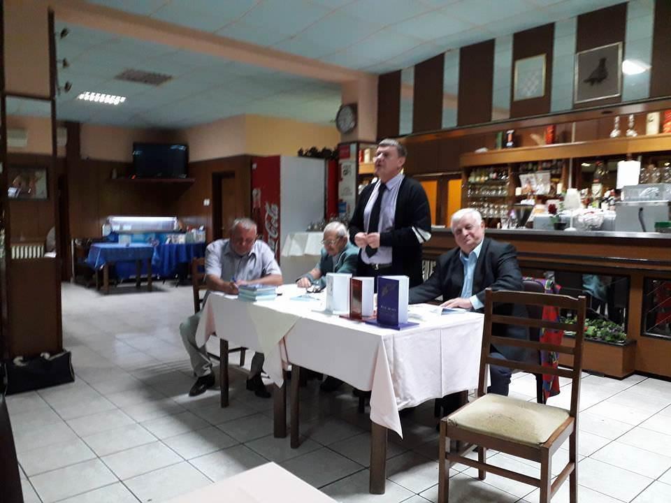Завичајног клуба Кордунаша и Банијаца
