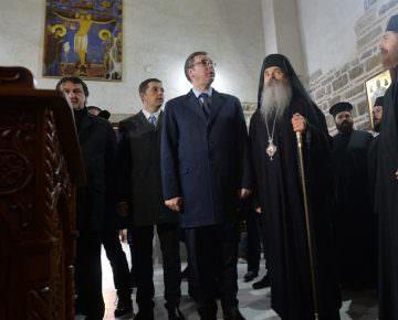 Вучића Косову и Метохији