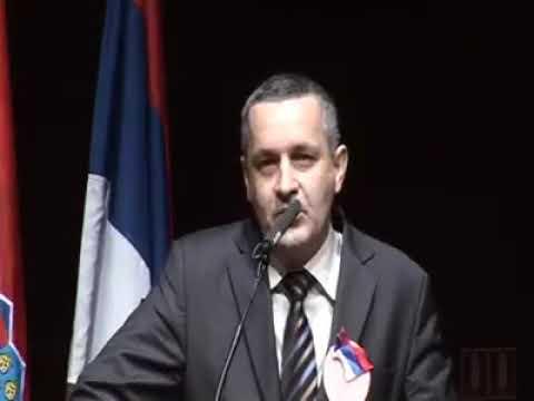 Говор Миодрага Линта на другој Великој скупштини Српског народног вијећа