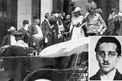 Линта ће присустовати у недјељу у Босанском Грахову обиљежавању сто година од смрти Гаврила Принципа