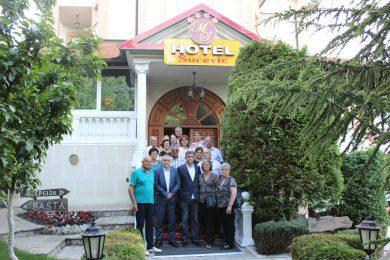 У мотелу Сучевић, у Београду, одржано је седмо по реду дружење Сајковчана – општина Ливно