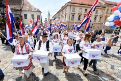 Референдум нова политичка пријетња мањинама у Хрватској
