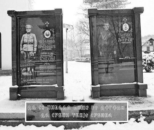 Žandarmi iz Bele Crkve bili su za njih simbol tog režima i uređenja i simbol monarhije.
