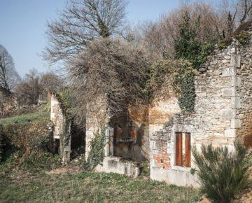 уклањања рушевина српских кућа у Госпићу