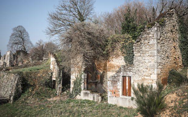 uklanjanja ruševina srpskih kuća u Gospiću