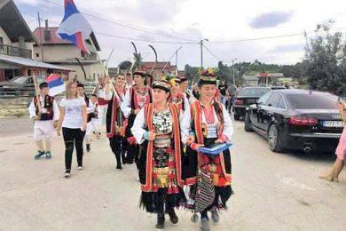 Oдржан 10. Јањски вишебој 2018. године у мјесту Стројице (општина Шипово)