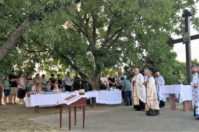 Прослављено Преображење код Кнежевих винограда у Барањи