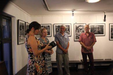 У Београду отворена изложба фотографија Жељка Синобада