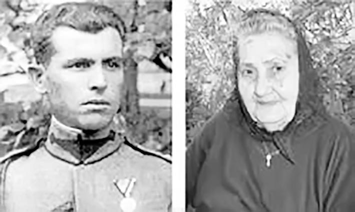Bogdan Lončar i Bosiljka Lončar Ivanović