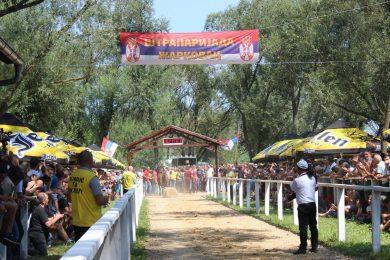 У селу Жарковац, општина Рума, одржана је пета међународна штрапаријада